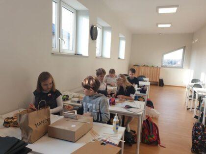 Słoneczna Szkoła Podstawowa - pracownia nr 1