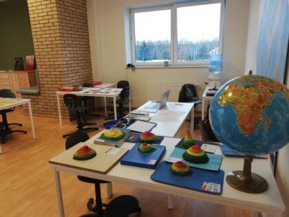 Słoneczna Szkoła Podstawowa - pracownia nr 2